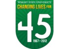 Happy Birthday Wright State: 45 years young