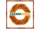 The first annual Raidersgiving will be held Thursday, Nov. 22, at the Forrest Lane Community Center from noon to 2 p.m.
