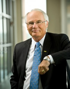 Photo of Wright State University President David R. Hopkins