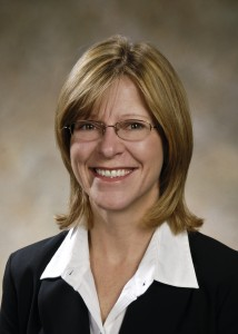 Photo of Wright State psychology professor Tamera Schneider