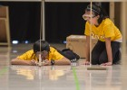 Mousetrap Vehicle competition, Student Union Apollo Room, Science Olympiad Invitational 2013