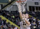 Forward Cole Darling scored 14 poin ts and grabbed six rebounds in the win.