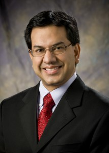 Photo of Wright State University Board Trustee Anuj Goyal