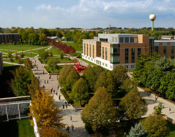 Wright State Newsroom Wright State To Cut Campus Energy