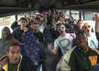 Student on the Scene—Buses to Valpo
