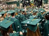 More than 2,000 students graduated at Wright State's 77th commencement ceremony on April 27 in the Wright State Nutter Center.