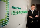 Wright State Research Institute Director Jason Parker