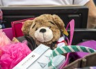 Essential items included favorite stuffed animals.