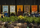 Diaz told students to make the most out of their college experience.