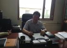 Terra Cotta Warrior Museum Vice Curator Wang Mingsheng