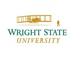 Wright State biplane logo