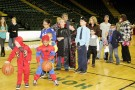 NCAA BASKETBALL: OCT 28 Halloween Hoopla at Wright St