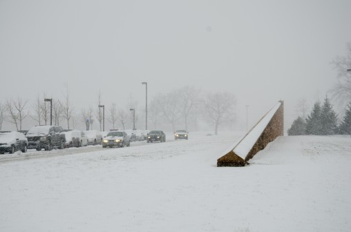 Winter weather preparedness at Wright State