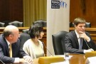 William Elder Jr. (right) spoke at a congressional briefing hosted by Friends of Cancer Research.