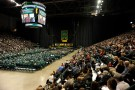 Wright State University honored more than 1,700 graduates at its Fall Commencement ceremony Dec. 14.