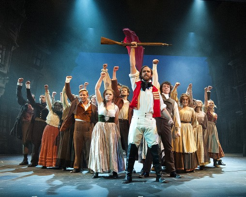 ... Playhouse with the Tony Award-winning Les Misérables March 20 through