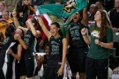 For the first time, the Wright State women's basketball team is headed to the NCAA tournament.