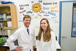 Renee Albers and Thomas Brown