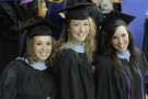 Fifty-six percent of the class of 2014 are women.