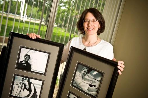 Kathrin Engisch, associate dean for undergraduate education and outreach
