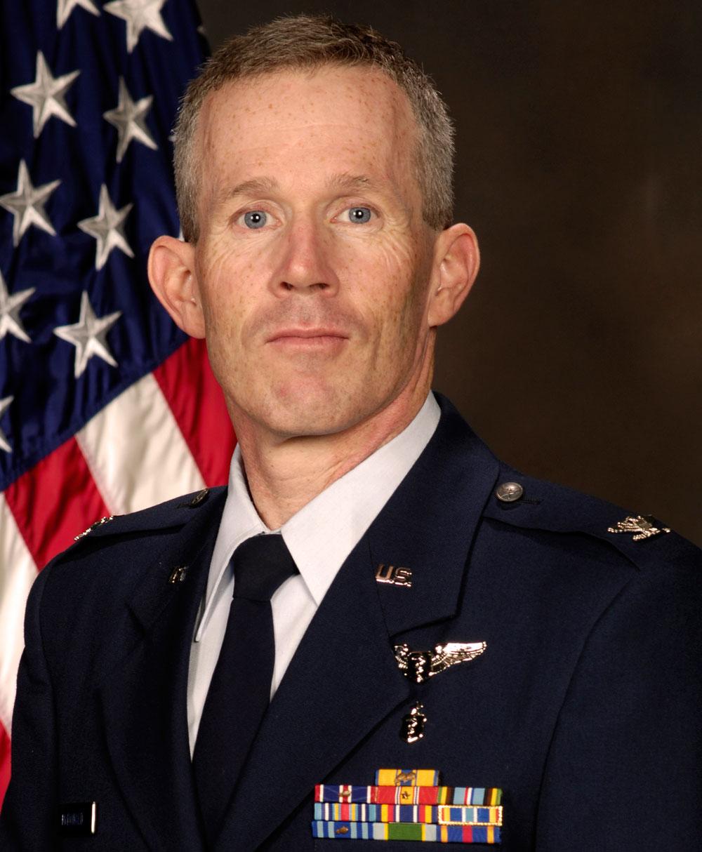 Col. Kent McDonald