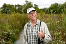 Jim Amon in the Beaver Creek Wetlands