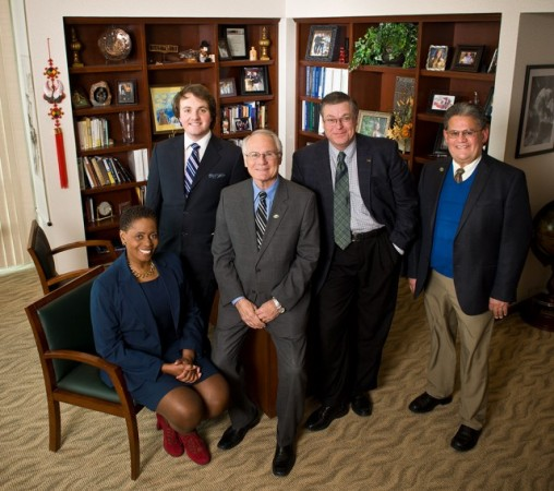 Wright State leaders