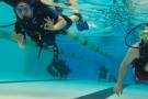 Scuba program known for its depth