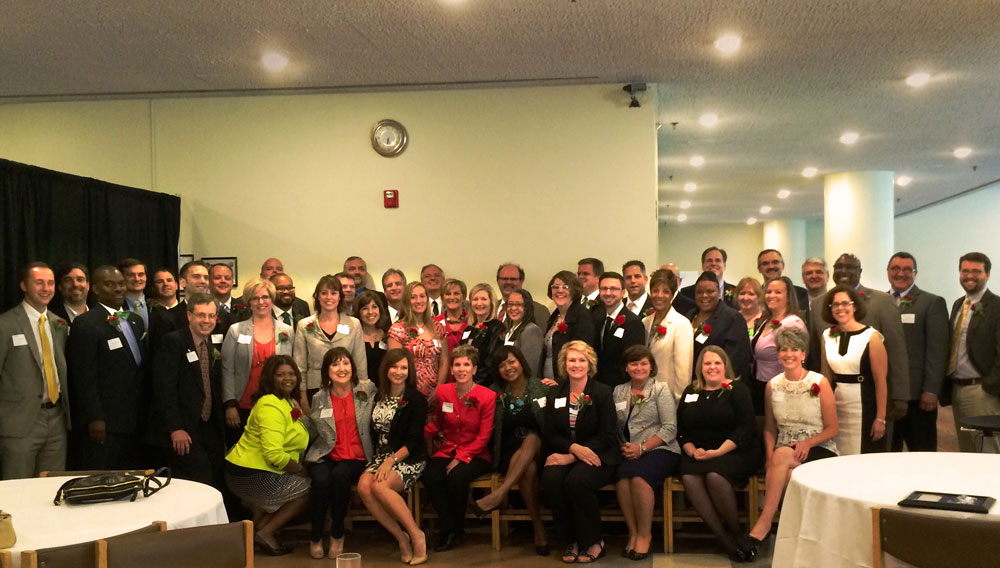 Leadership Dayton class of 2014