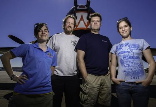 The Restorers crew