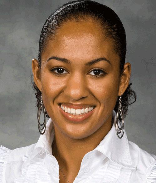 Medical student Jasmin Scott-Hawkins