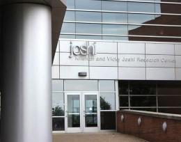 Joshi Research Center facade