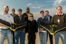 UAS aircraft test crew