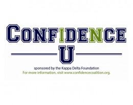 Confidence U logo