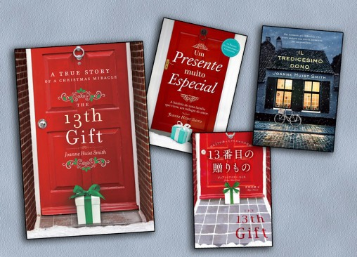 The 13th Gift bookcovers