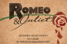 Romeo and Juliet flyer