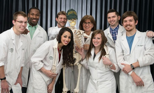 Wright State's Department of Neuroscience, Cell Biology and Physiology will offer an anatomy and physiology lab for high school students starting in January.