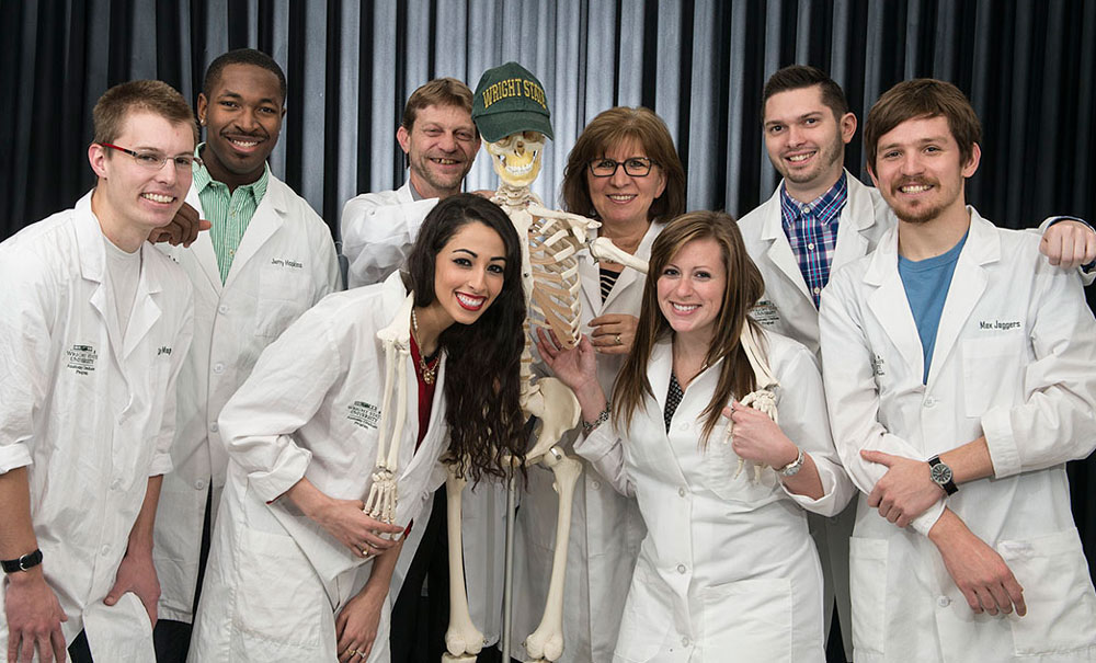 Wright State Newsroom – Wright State offers unique anatomy lab ...