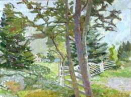 Brian Chu painting