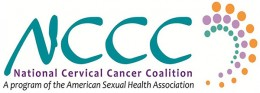 National Cervical Cancer Coalition logo