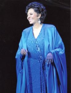 Leslie Uggams on stage