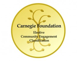 Community Engagement Classification logo