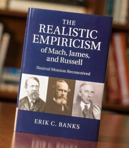 Realistic Empiricism of Mach, James and Russell cover
