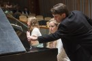Keith Lockhart and pianist