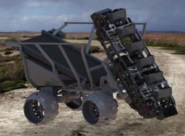 Robot rendering