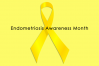Endometriosis Awareness Month logo