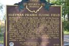 Huffman Prairie marker