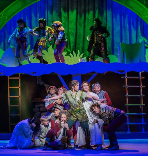 Wright State Theatre to soar with 'Peter Pan'