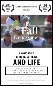 Fall League Movie Poster