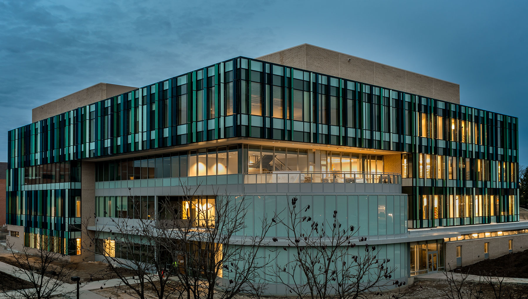 Medical Building At Wright State University